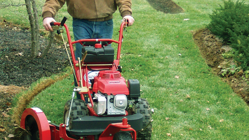 Power Edger From Turf Teq For Construction Pros