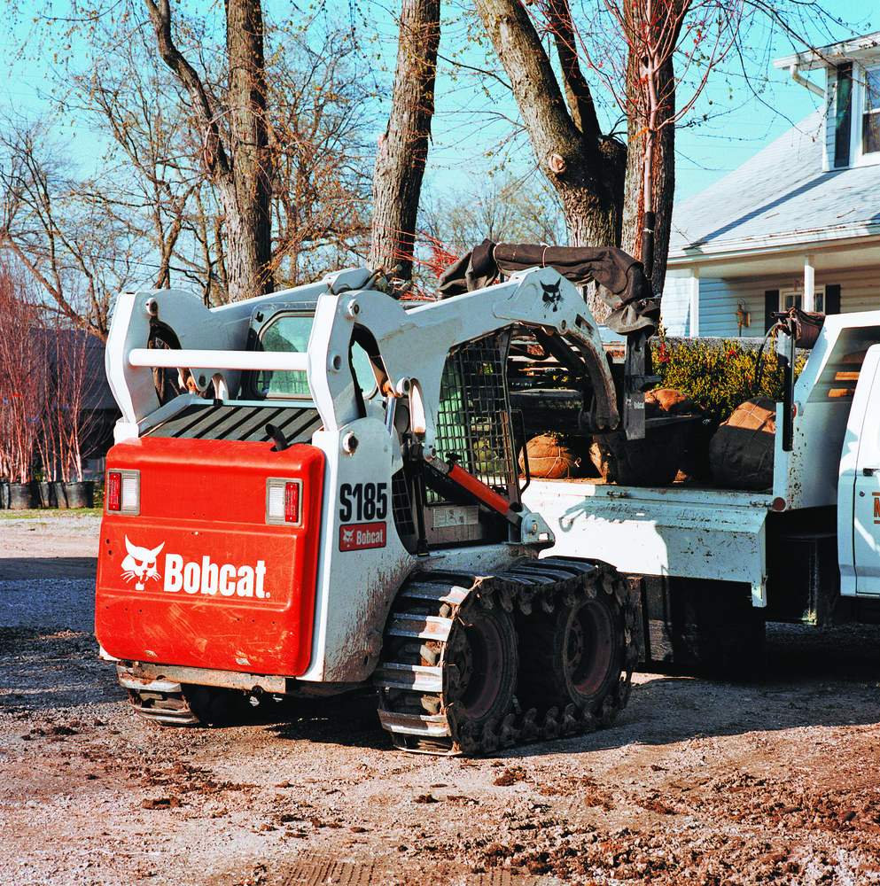 Add On Skid Steer Tracks Retain Market Traction For Construction