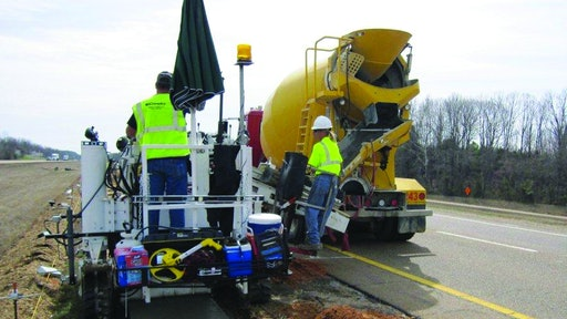 5000 T Curb And Gutter Paver From Curb Fox Equipment Llc For Construction Pros