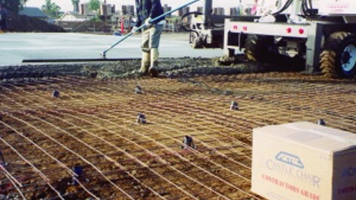 How To Reinforce Concrete Slab On