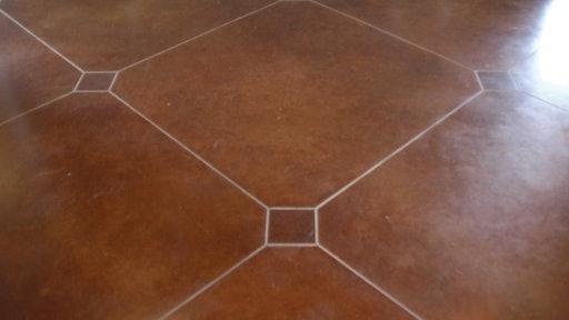 Saw Cutting Decorative Concrete The, How To Cut Concrete Flooring