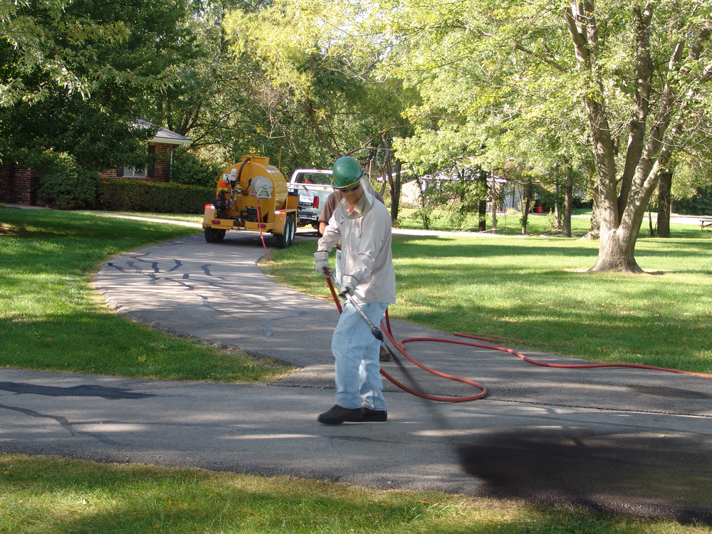 How Long Does Driveway Sealer Take To Dry | MyCoffeepot.Org