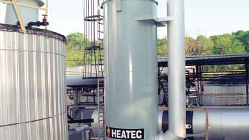 Booster Heaters From Heatec Inc Astec Industries For