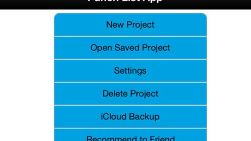 Construction Punch List App Manages Project Punch Lists For Construction Pros