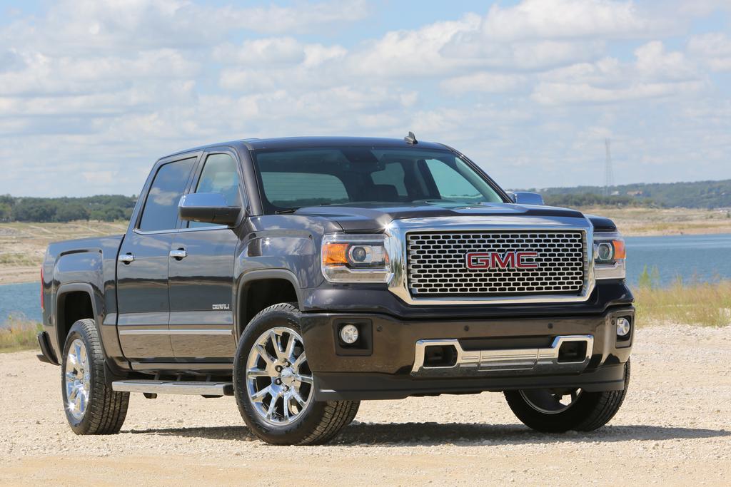 2014 Chevrolet Silverado, GMC Sierra Pickups Recalled For