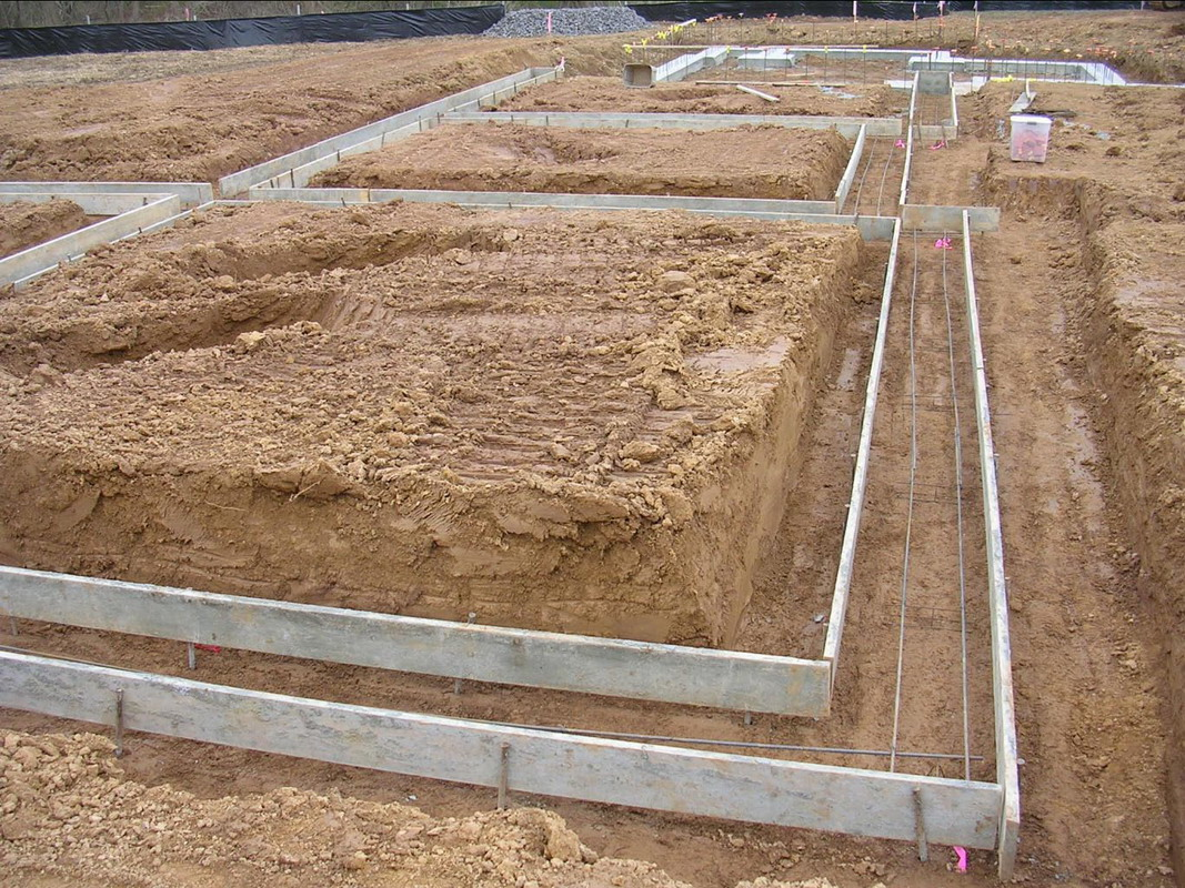 Standing Water In Prepared Footings A Problem Or A Precaution For Construction Pros