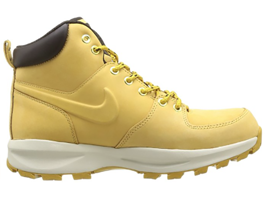 nike leather work shoes