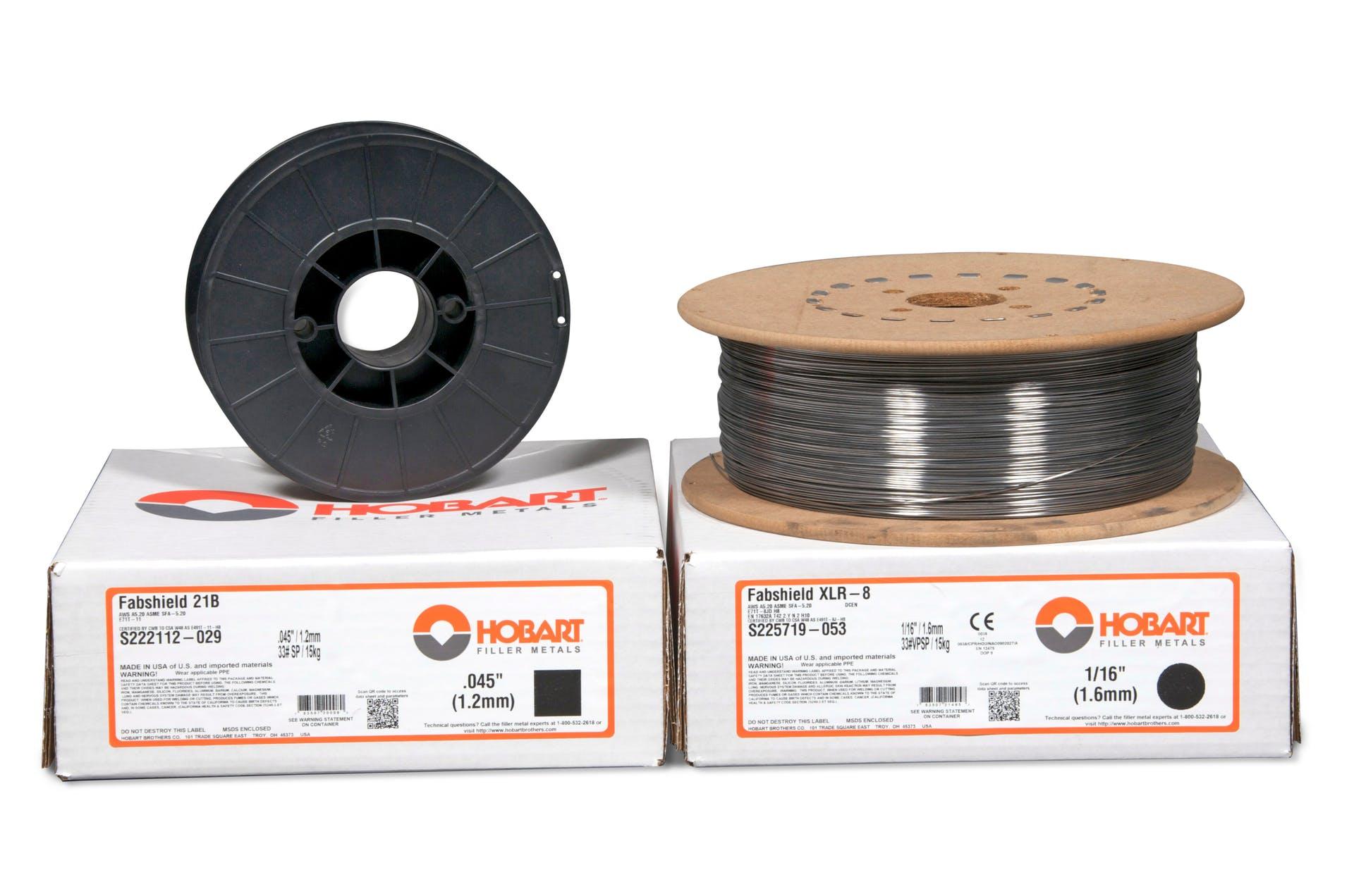 HOBART Fabshield Xlr-8 Welding Wire
