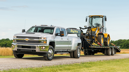 Chevy Silverado HD From: Chevrolet | For Construction Pros