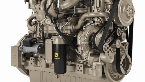 PowerTech PSS 13.6L工业Stage V发动机