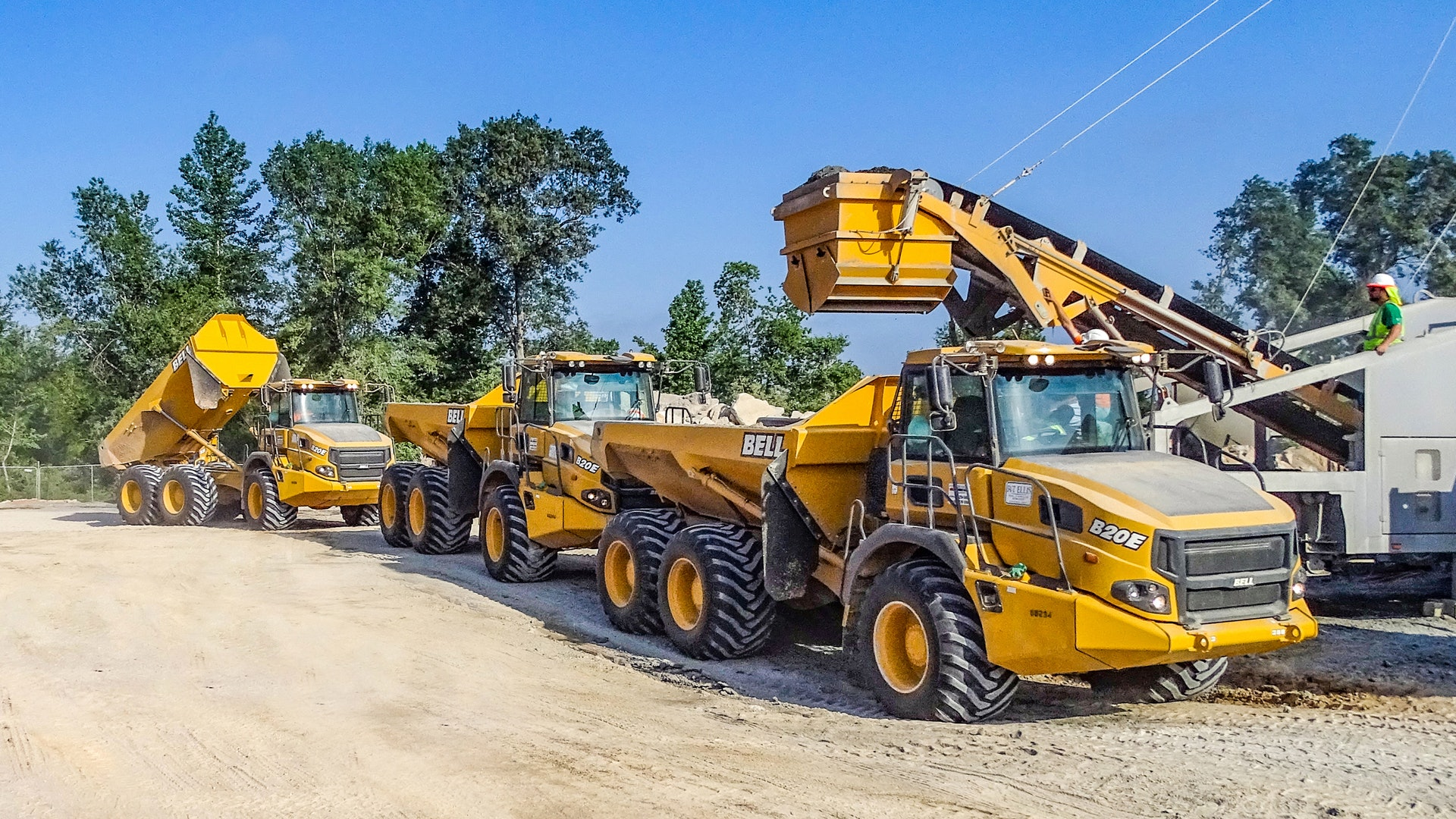 Bell Equipment To Exhibit Global Adt Offering At Bauma 2019 For Construction Pros