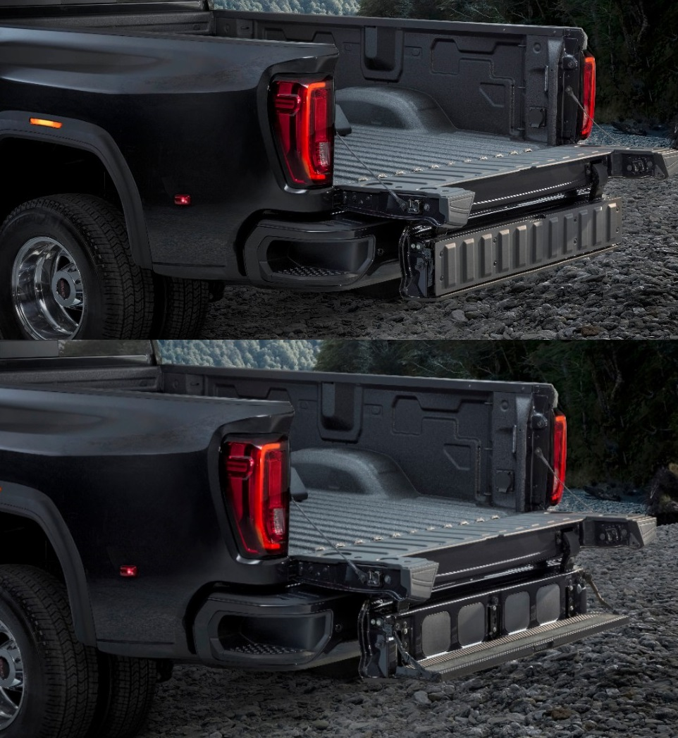 Gmc Raises 2020 Sierra Hd Trailering Ability And Confidence From Gmc For Construction Pros