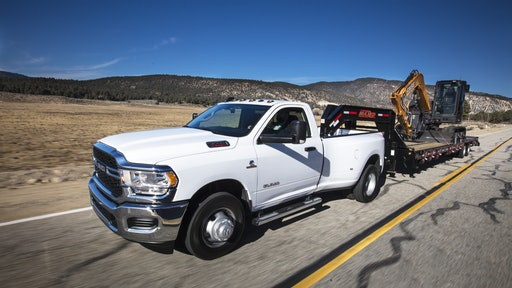 Your Guide To Pickup Truck Trailer Safety For Construction Pros