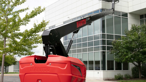 Manitou North America Debuts New Products And Services At 2019