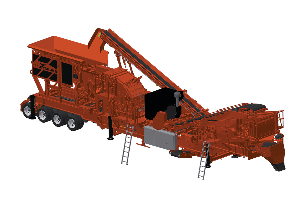 Equipment – All Season's Excavating |Cement Eagle Crushers