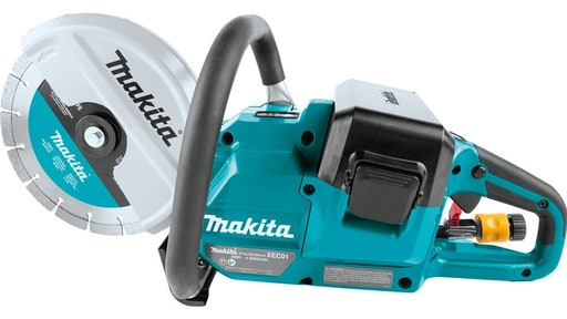New Makita Xec01 Cordless Concrete Cutter From Makita Usa Inc For Construction Pros
