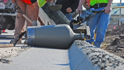 Curb Roller Cm4000 From Curb Roller Manufacturing For Construction Pros