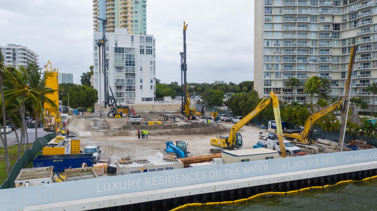 It's Only Just Begun: Miami's $25 Million Underground Parking Garage
