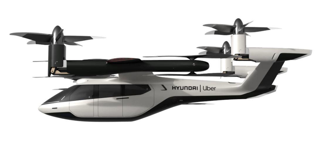 Hyundai drone