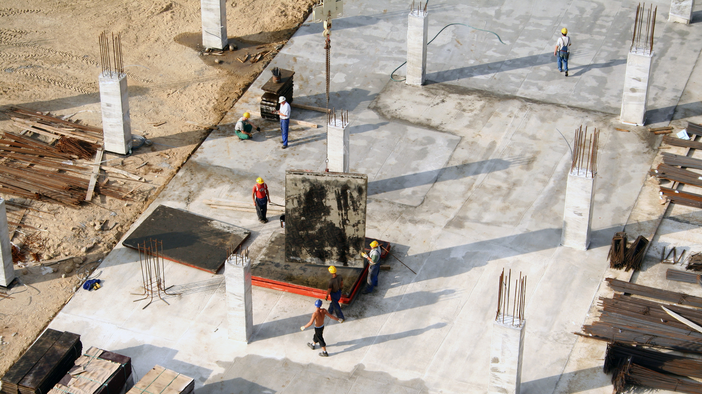 Emerging Concrete Technologies to Reduce Embodied Carbon